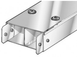 Twin Compartment Trunking